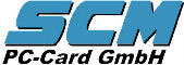 Flash-Karten SCM PC Card